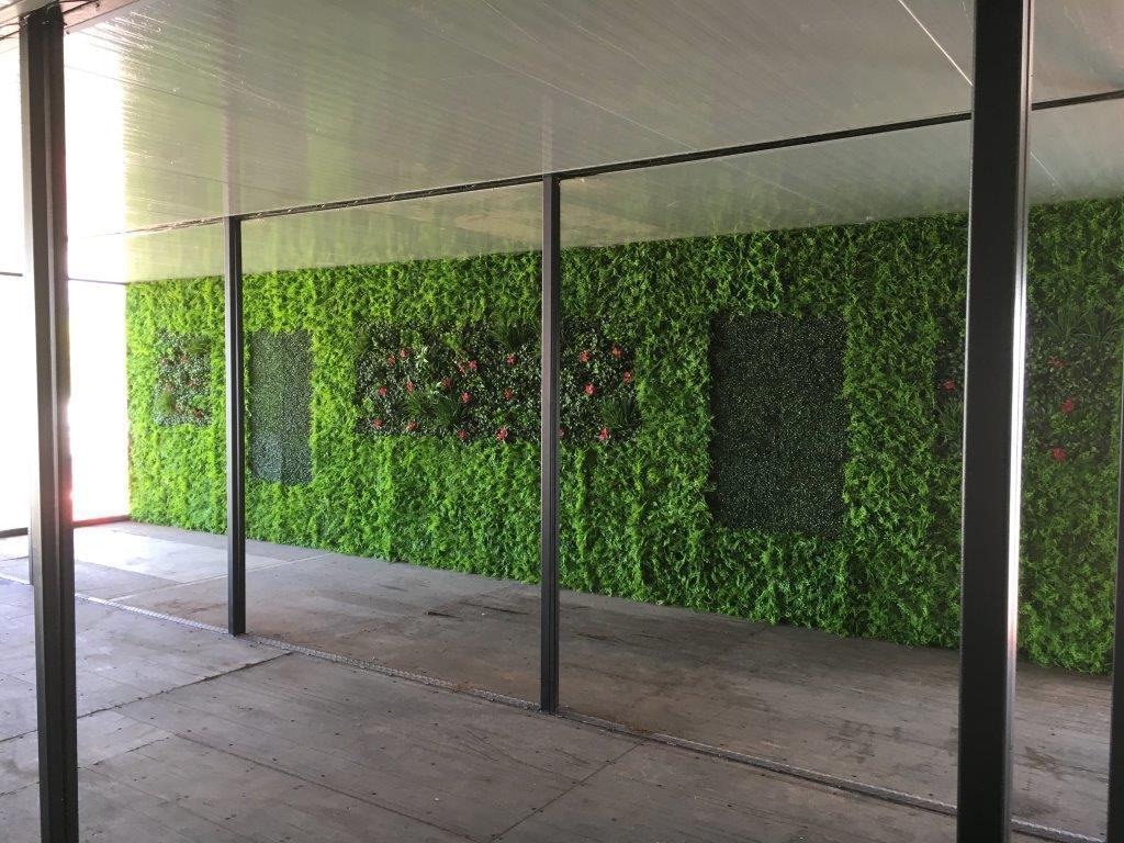 Jardim groen
