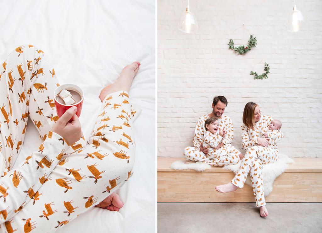 Schrijf je in en win: Trixie-pyjama's