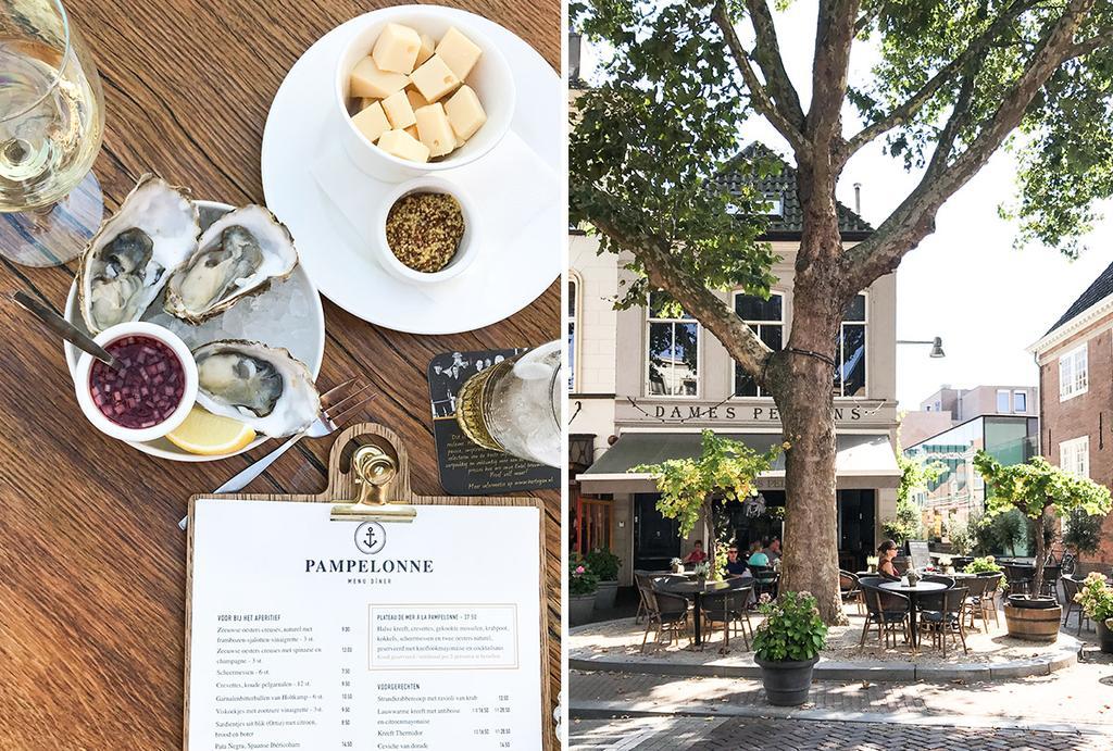 Citytrip Breda vtwonen Pampelonne en Dames Pellens