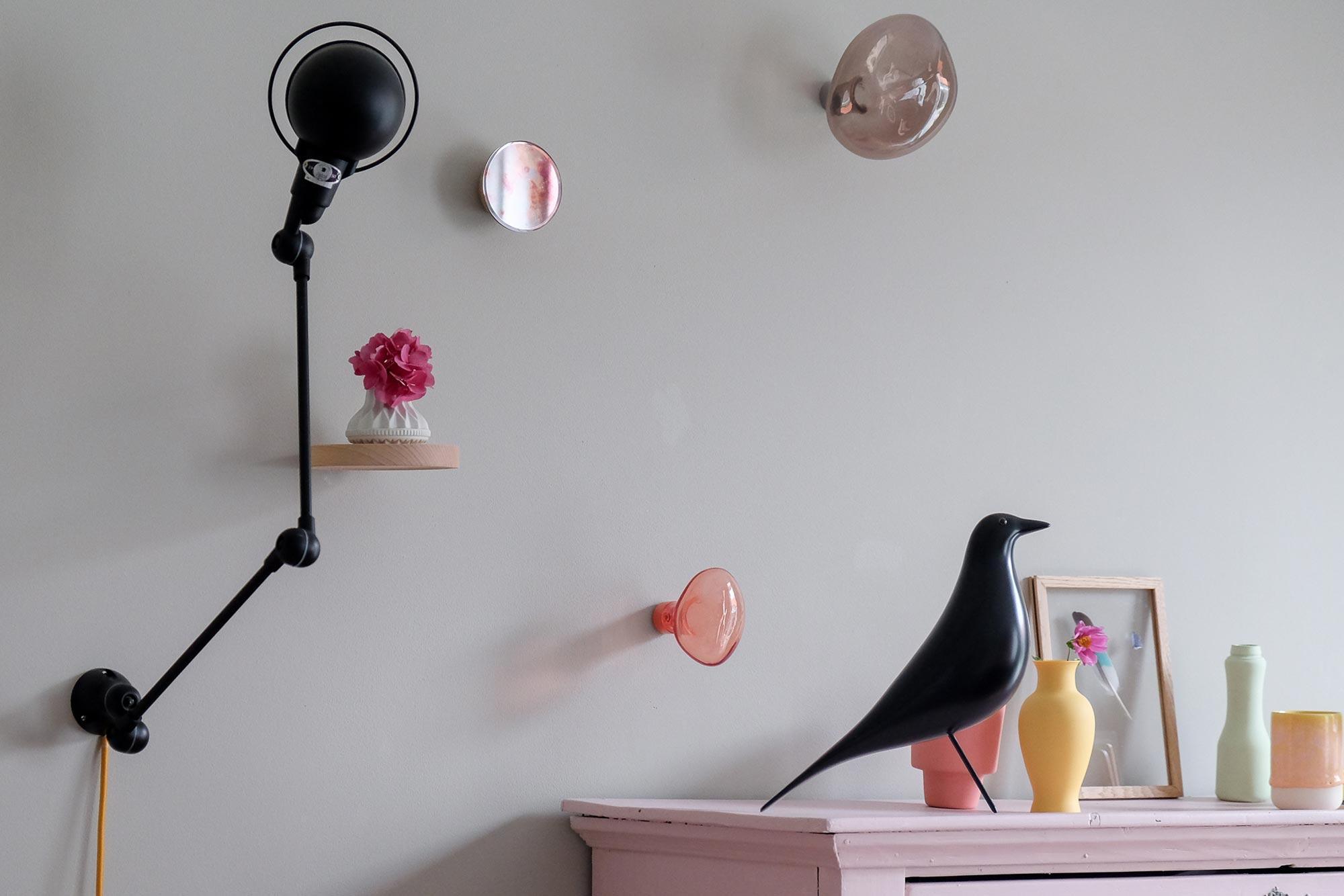 Designvogel House Bird Vitra Eames met PRCHTG
