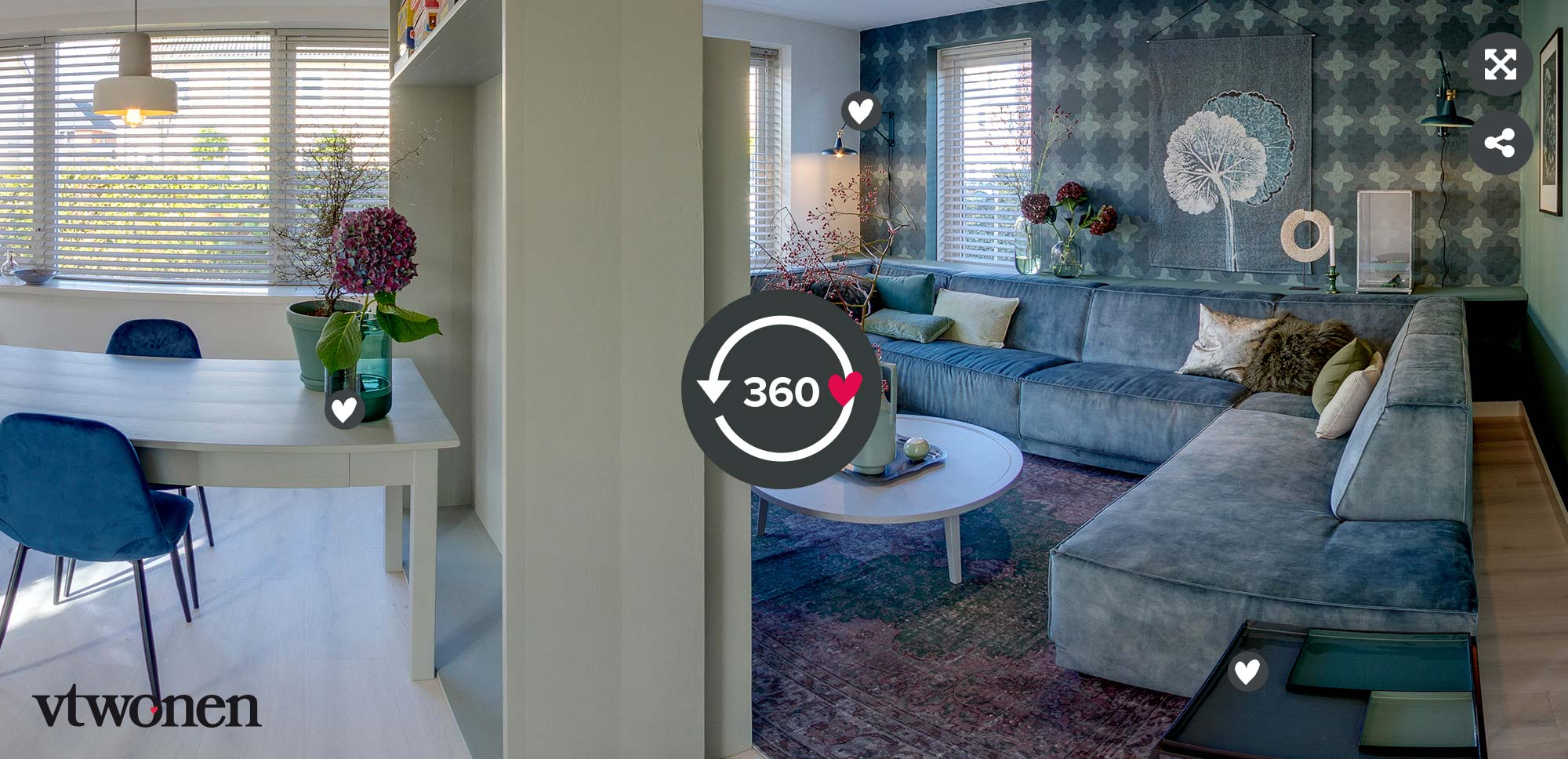 360 tour vtwonen make-over in Dronten aflevering 12 seizoen 9