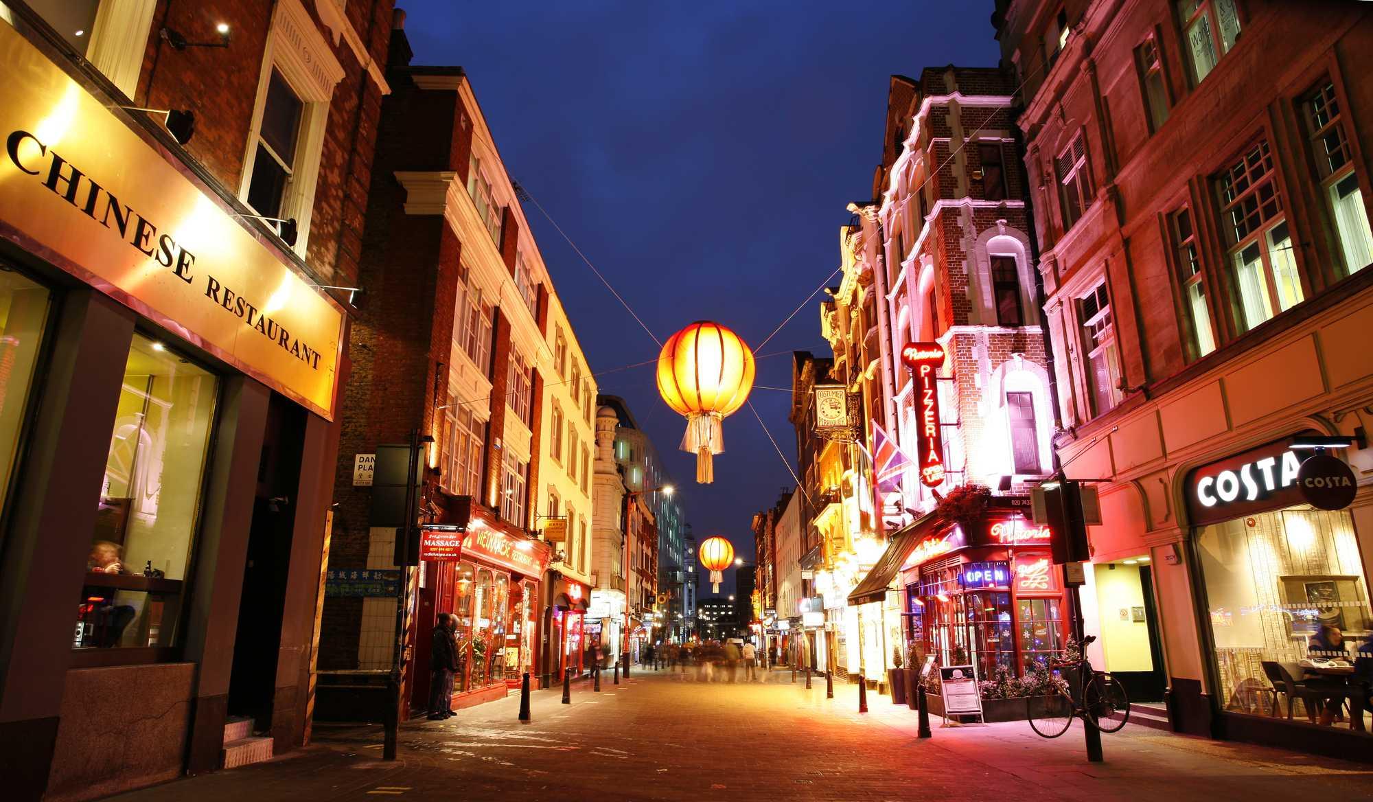 Soho Londen