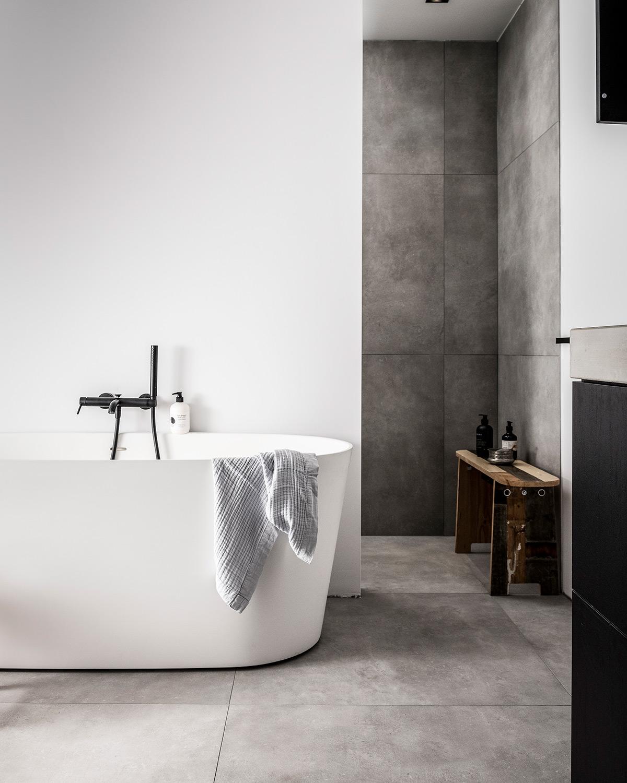 nieuwbouwhuis badkamer Galvano