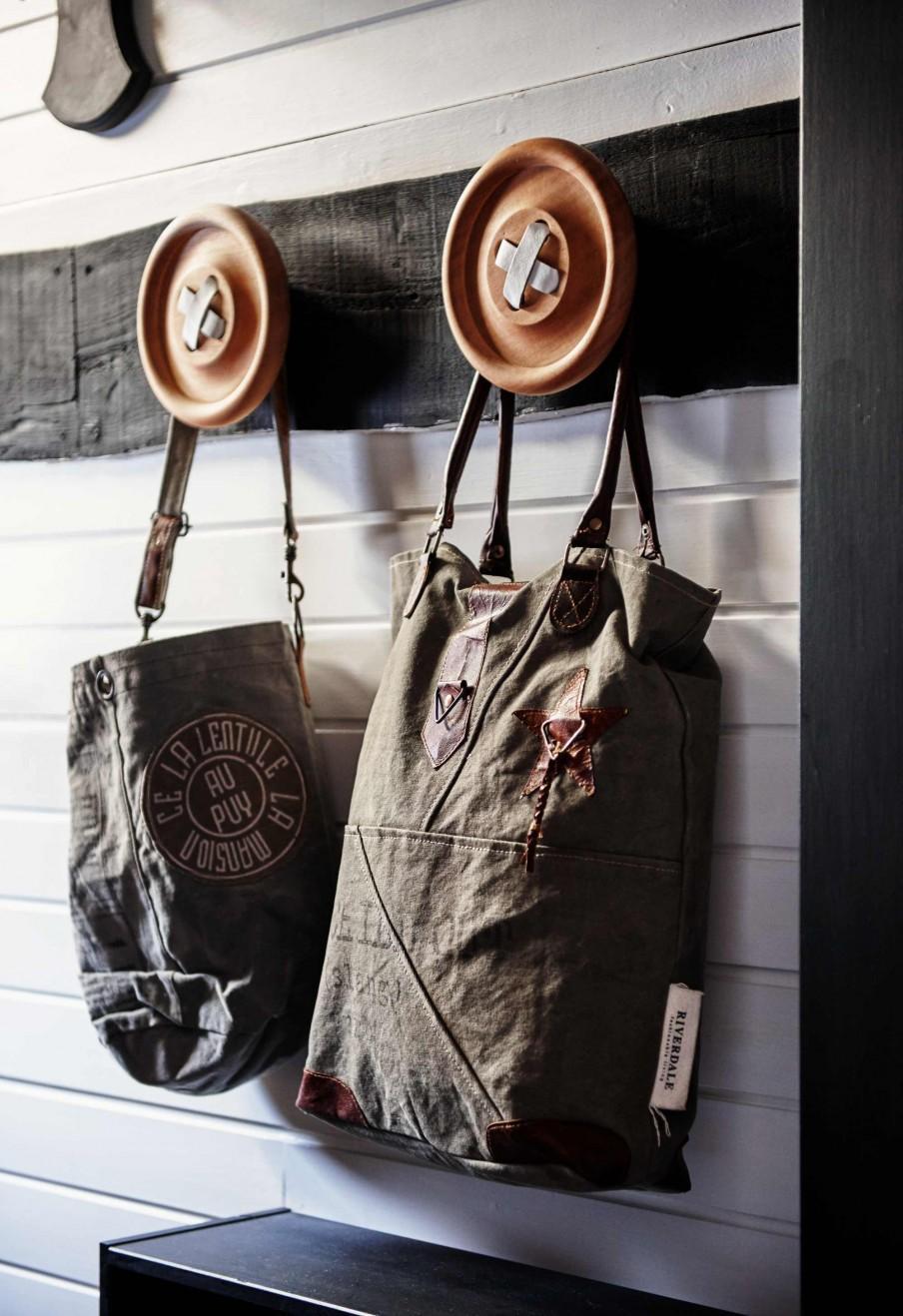 7 portemanteau crochet sac