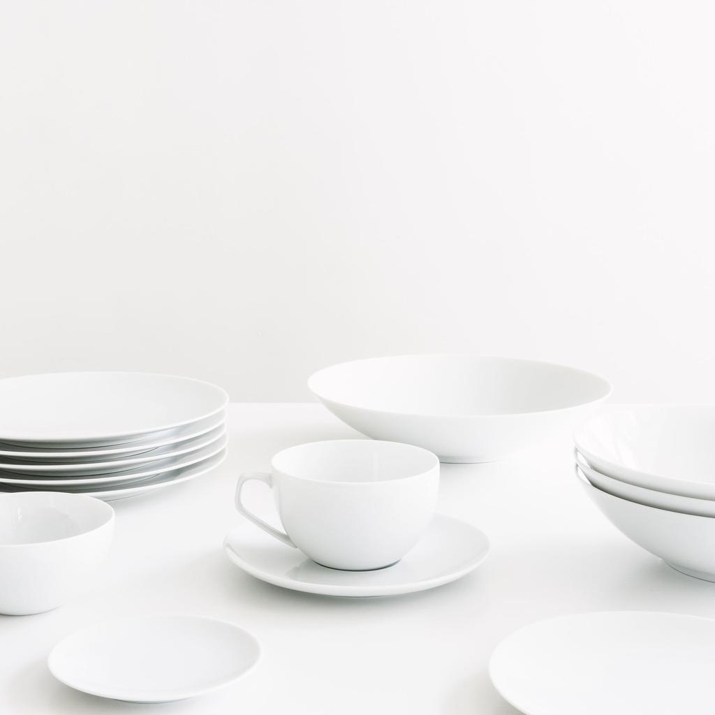 Ontbijtborden Dorothee