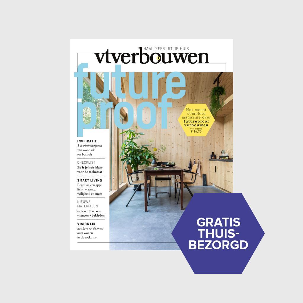 vtverbouwen magazine duurzaam wonen
