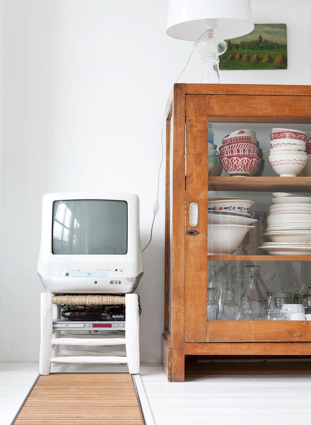 mini televisie