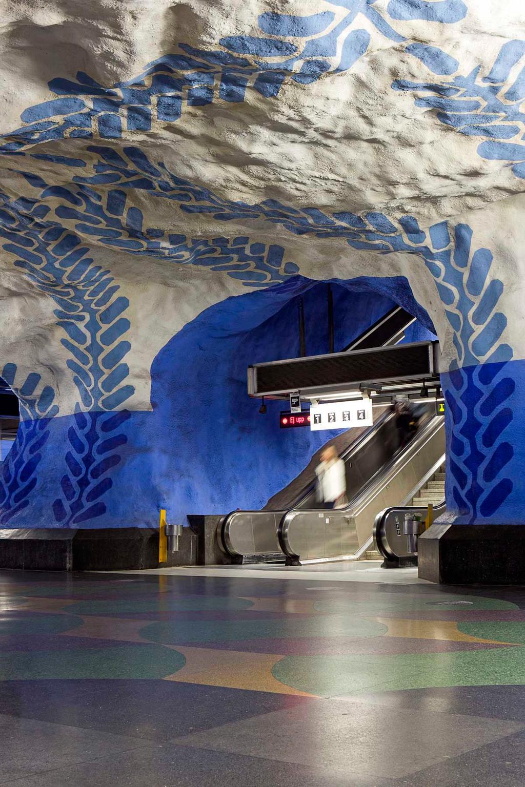 T-Centralen in Stockholm