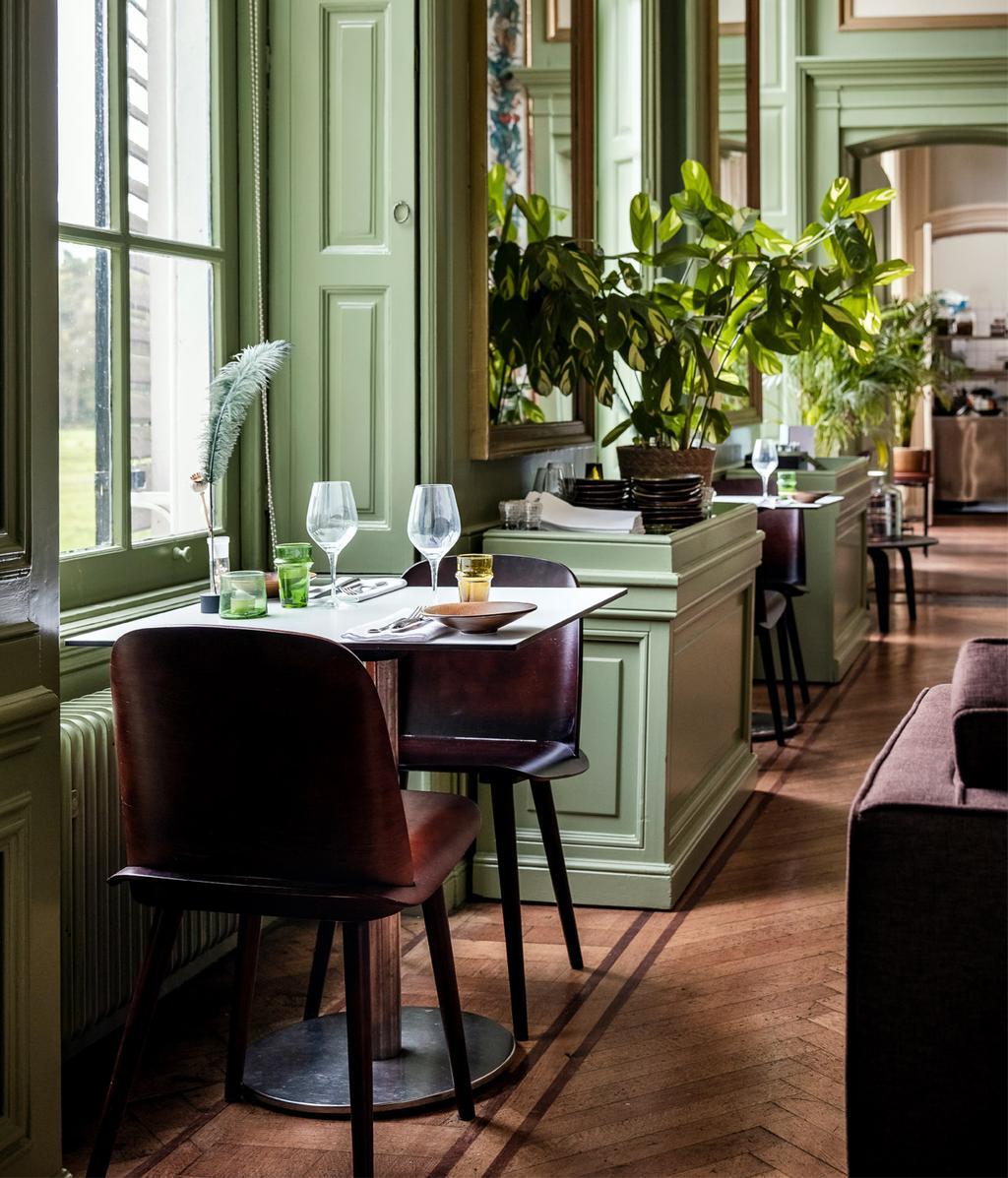 Hotel | Restaurant | vtwonen 01-2021