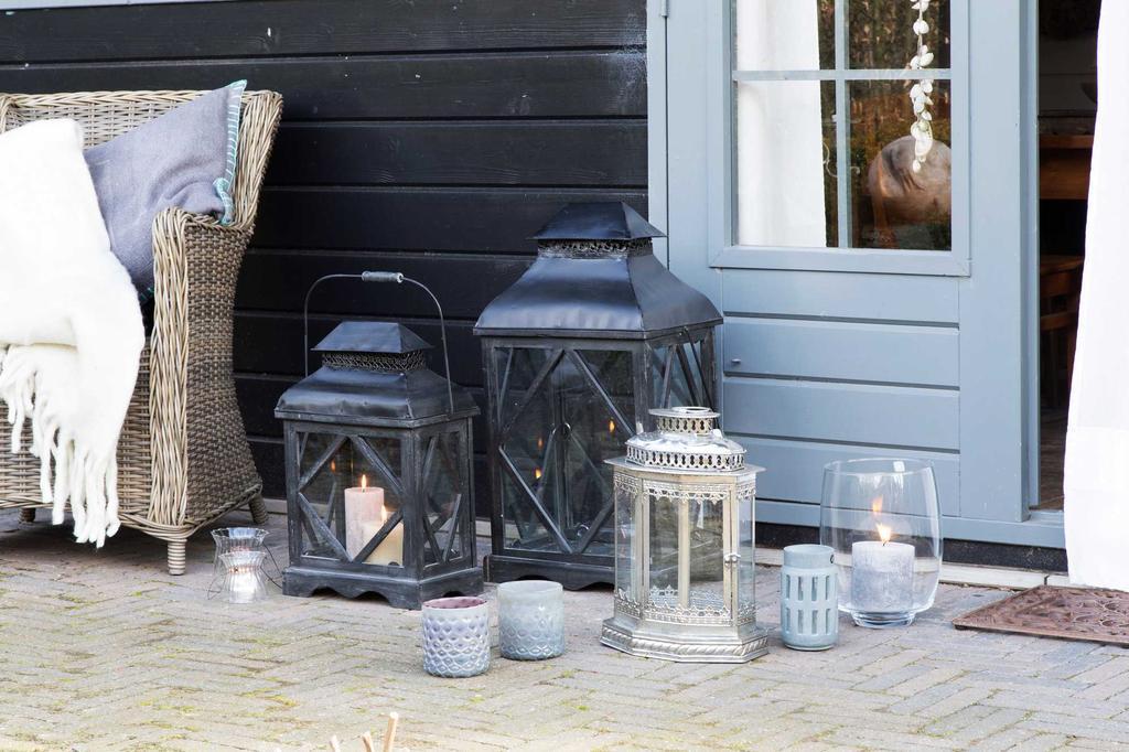 barbecue verlichting lantaarns