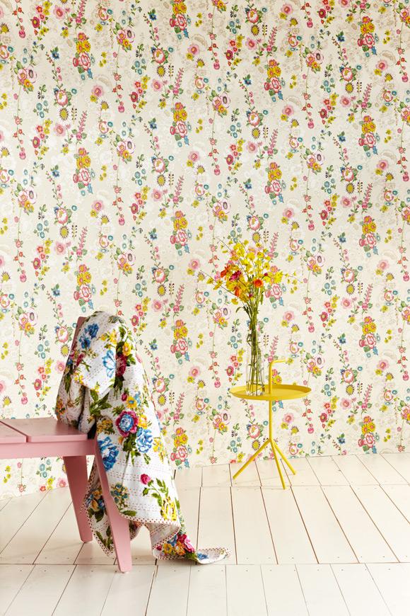 Dé decoratieve Doe Het Zelf-winkel van Nederland komt nu met een nieuwe collectie exclusief behang. Gezellig en stijlvol, met behang van Praxis geef je ieder interieur snel een nieuwe uitstraling.