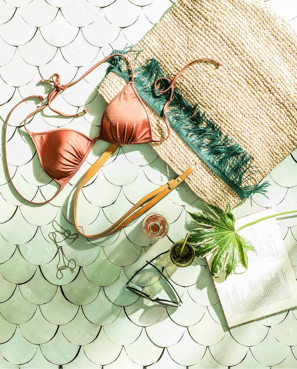vtwonen tuin special 2 2020 | stranddag badpak