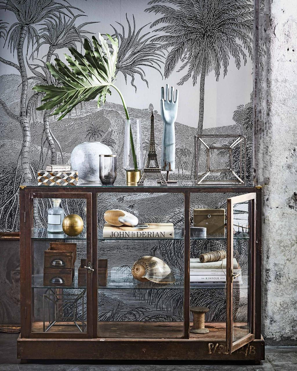 styling Bali Chic accessoires kast