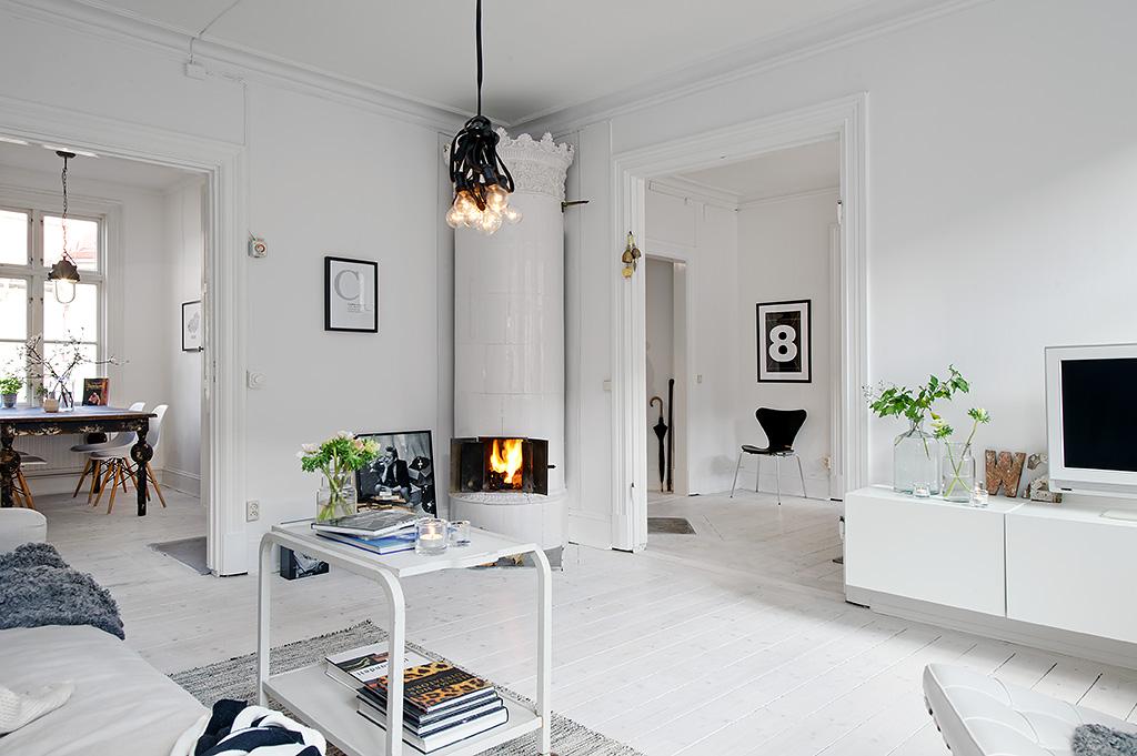 Zweedse interieurs
