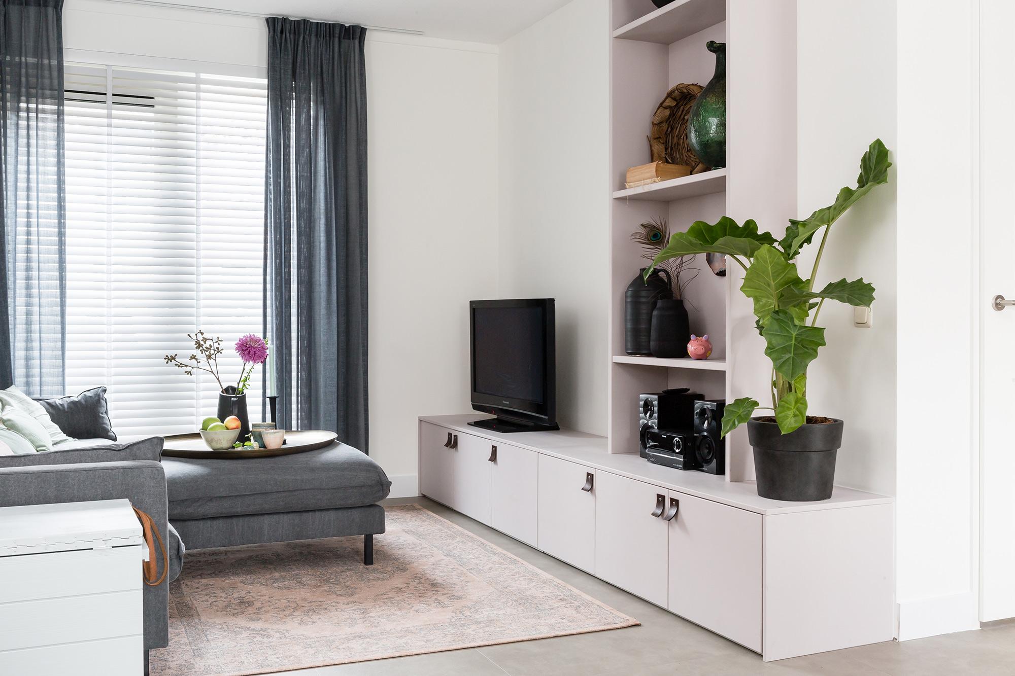 DIY tv kast