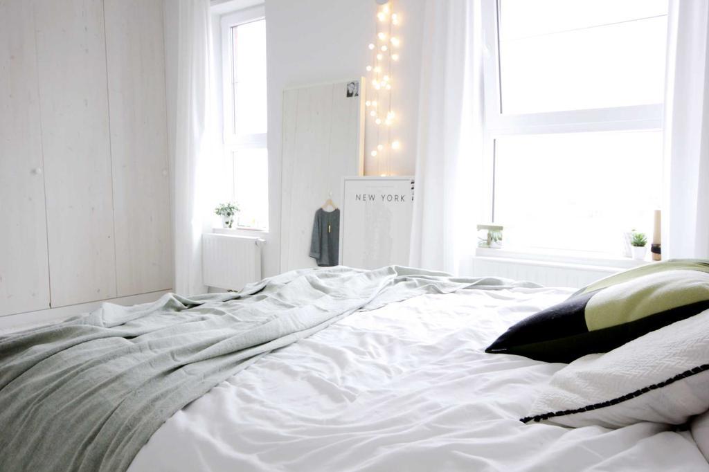 slaapkamer wit