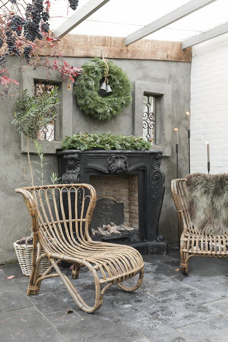 kerst binnen en buiten Mesenhof 03 tuinkamer 2