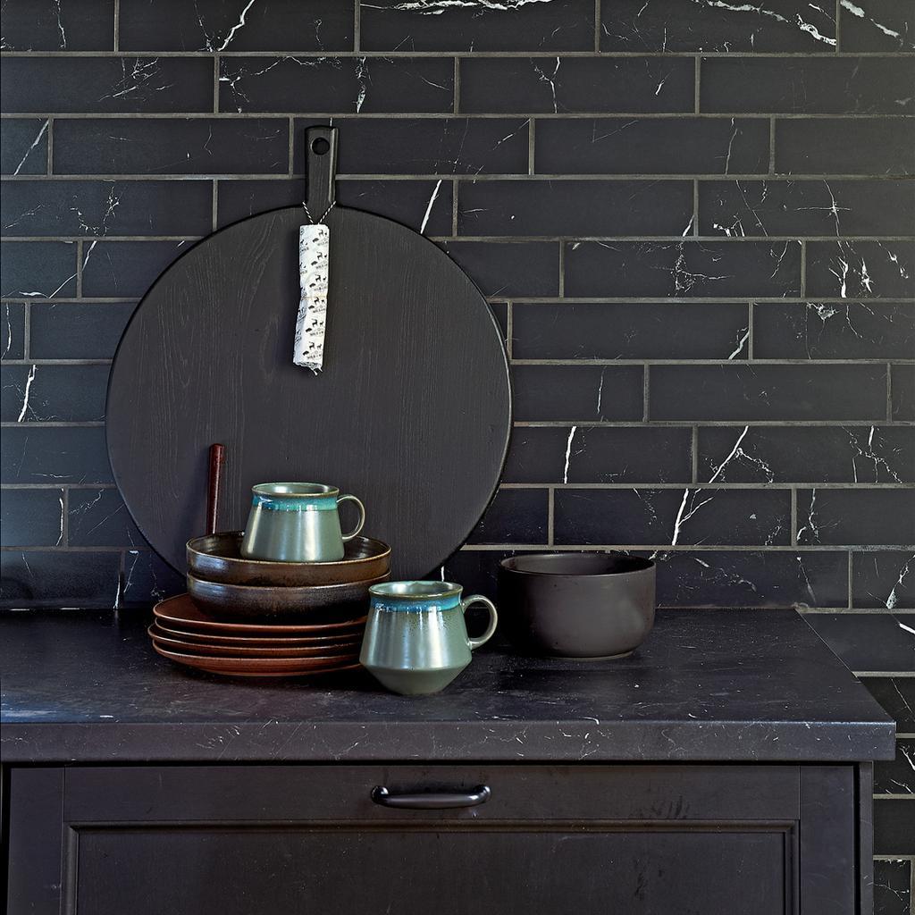 vtwonen 13-2019 | styling marmer keuken