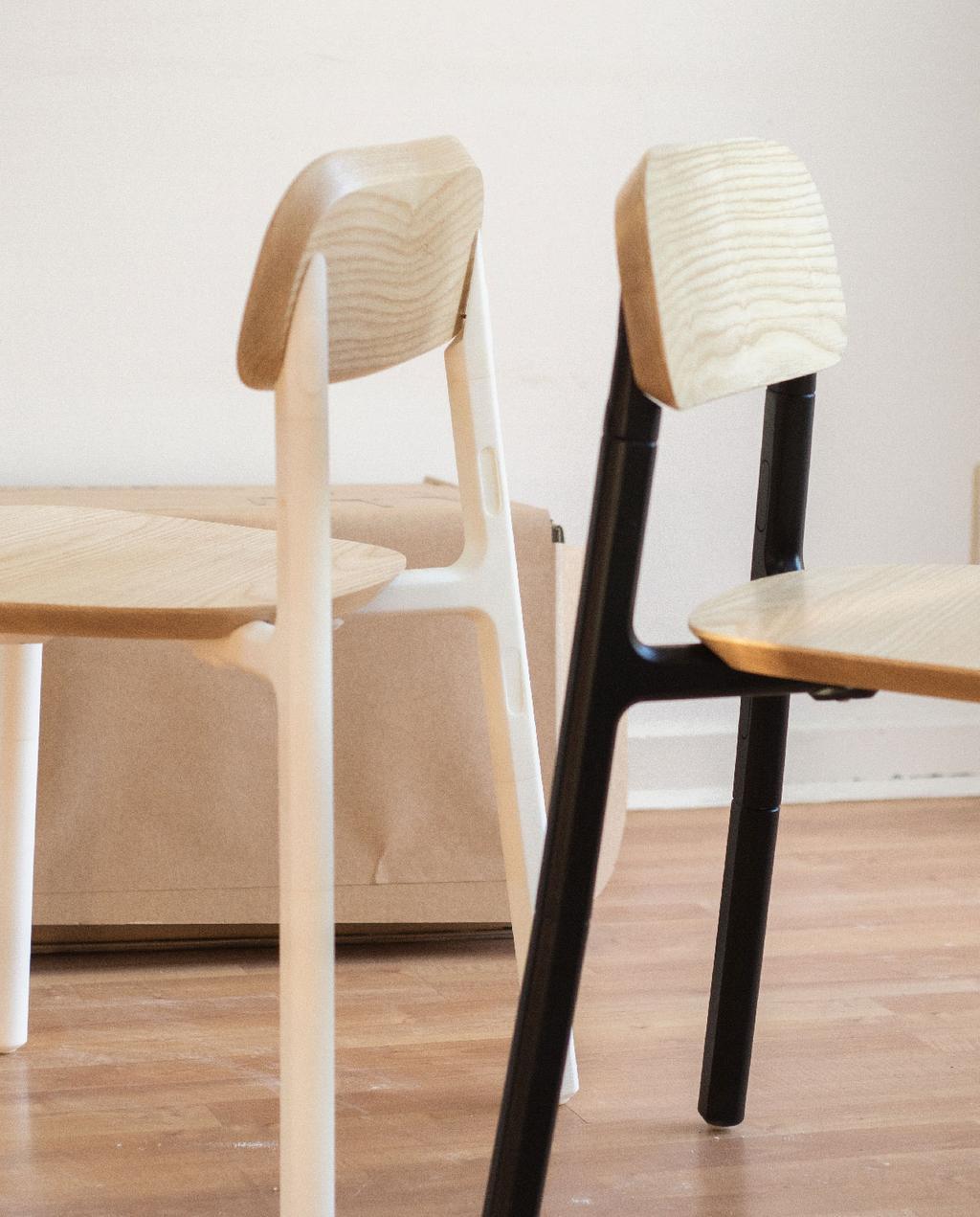vtwonen blog studentdesign | 3D printevtwonen blog studentdesign | 3D printen stoelen kliksysteem