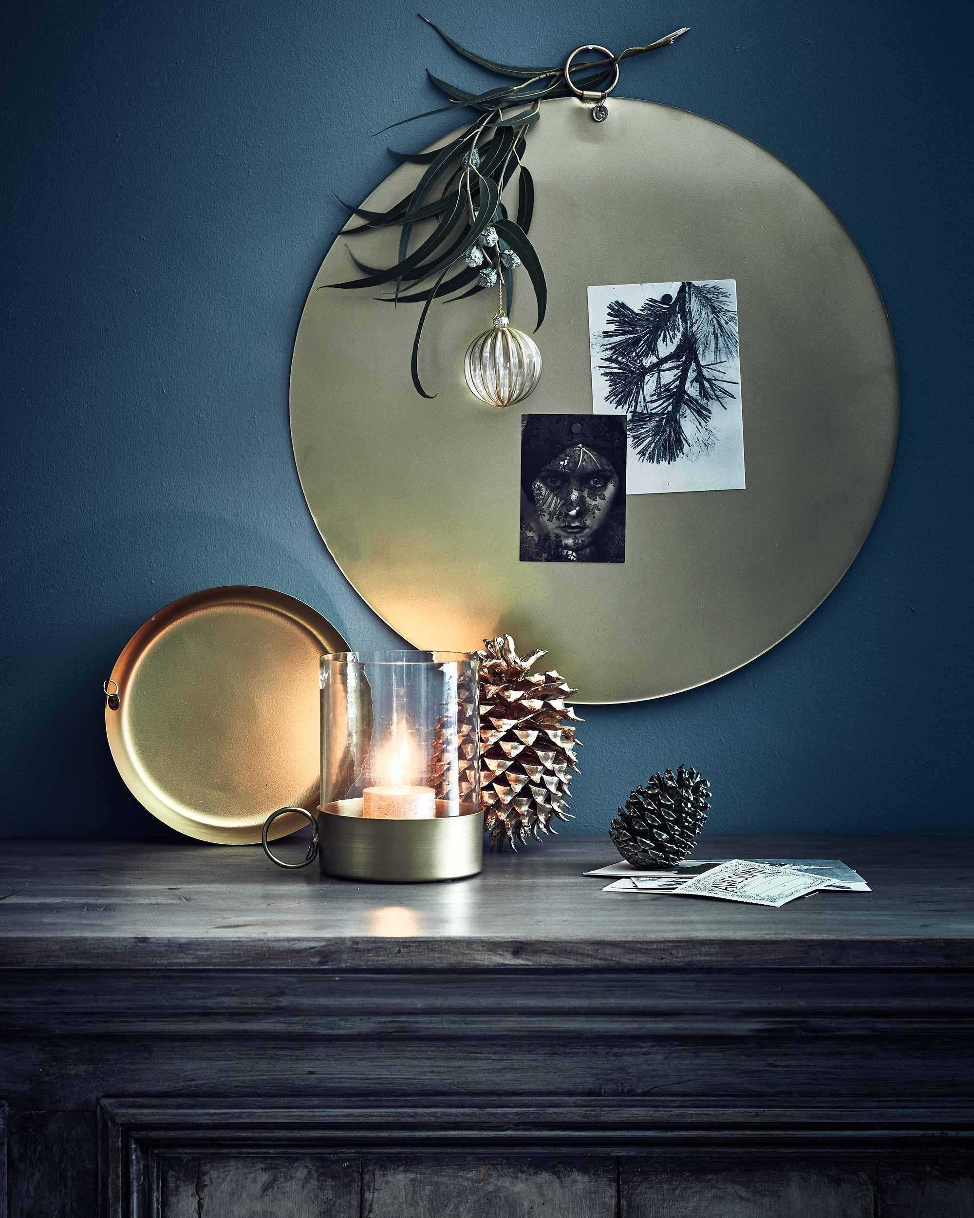 vtwonen kerst golden glow