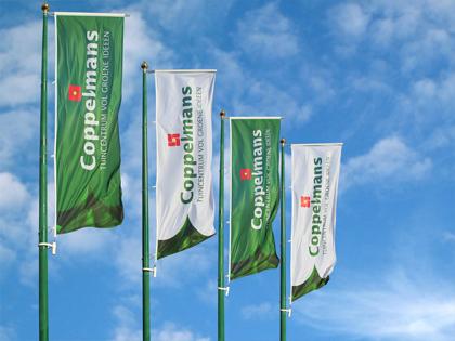 Website van tuincentrum Coppelmans