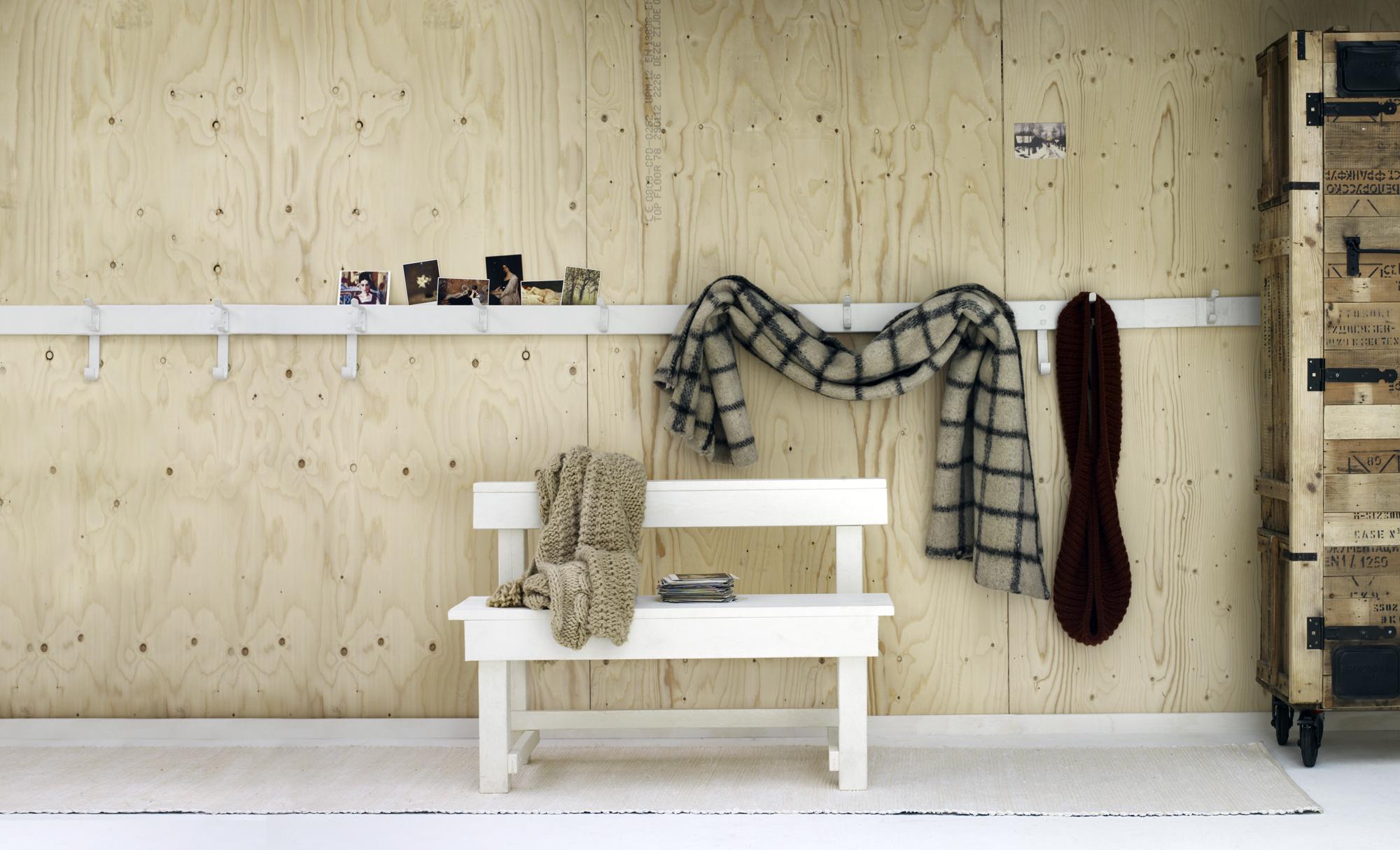 lambrisering hout