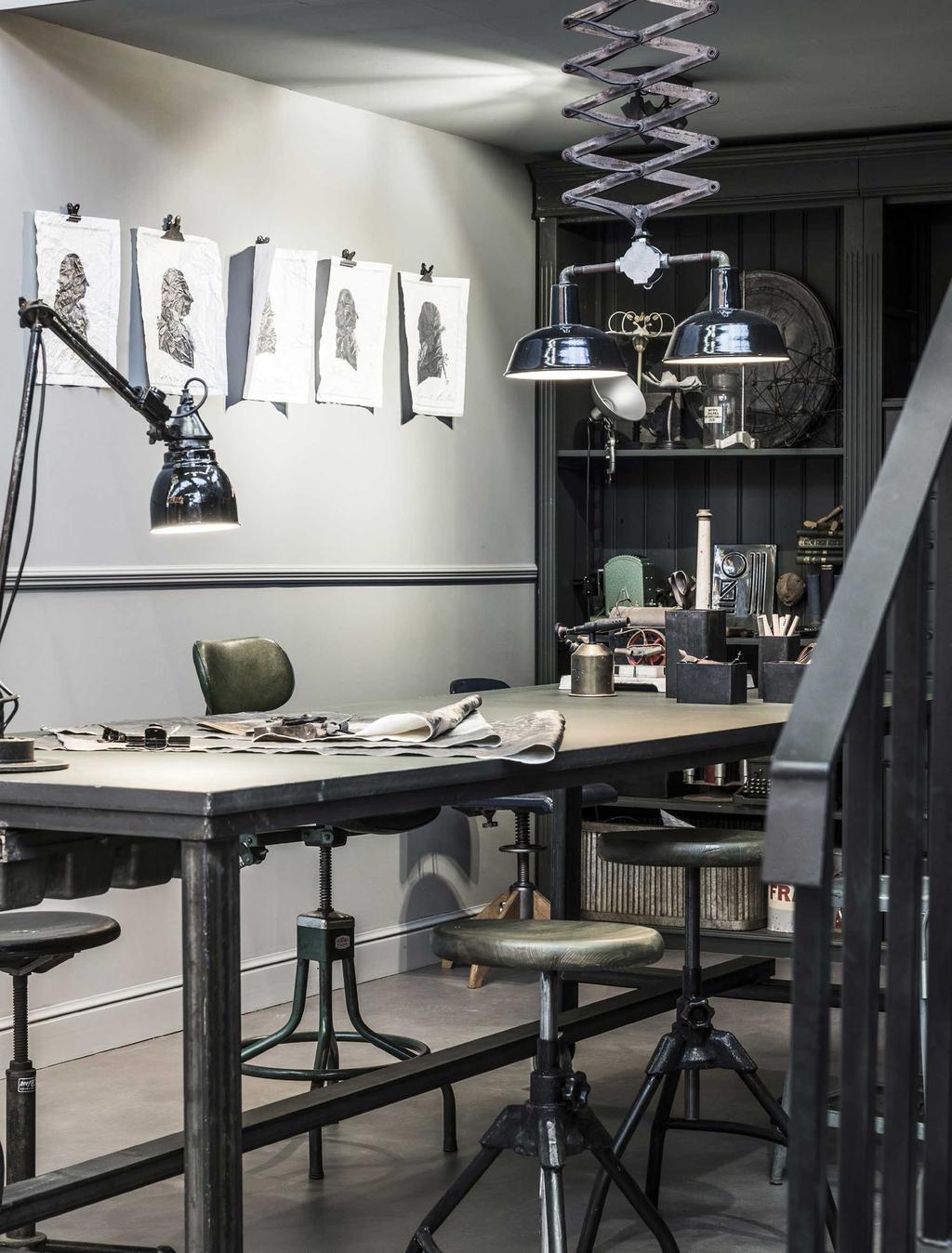 Rijksstudio in atelier vtwonenhuis