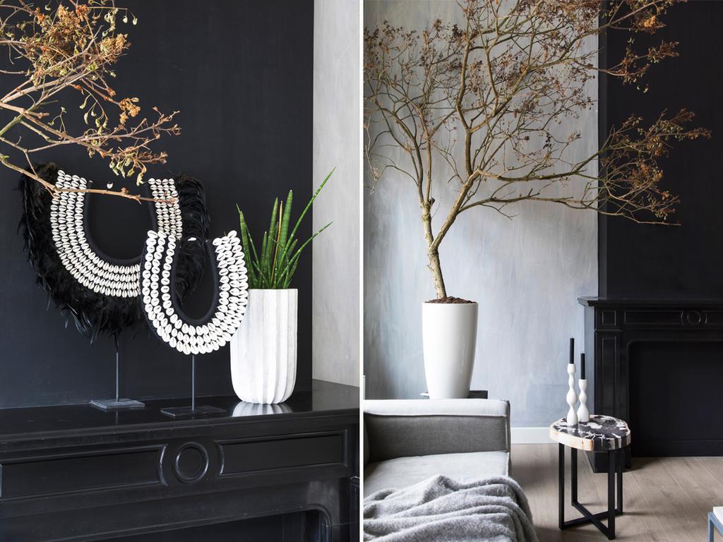 bk zwart met wit en boom