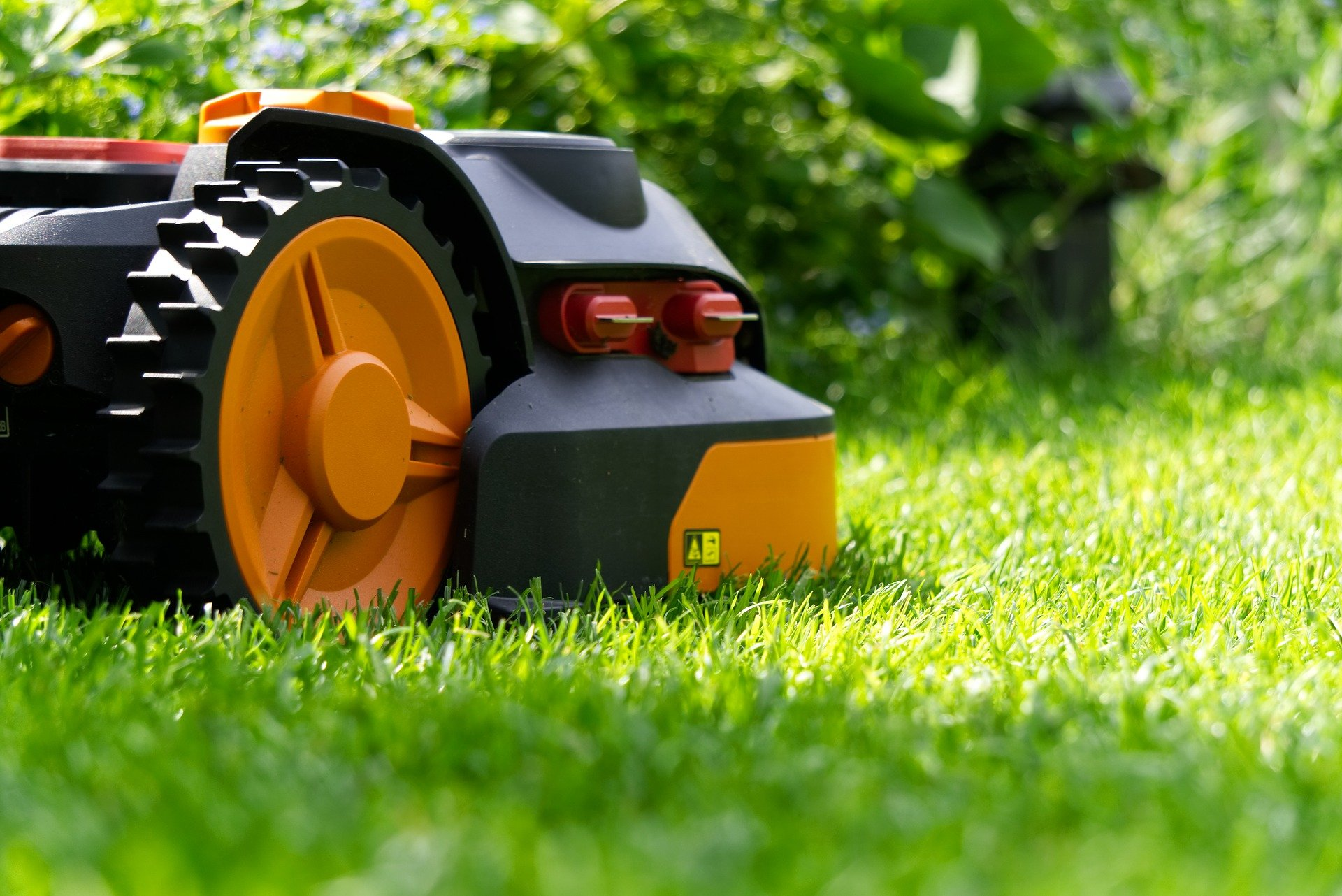 grasmaaier-tuinieren