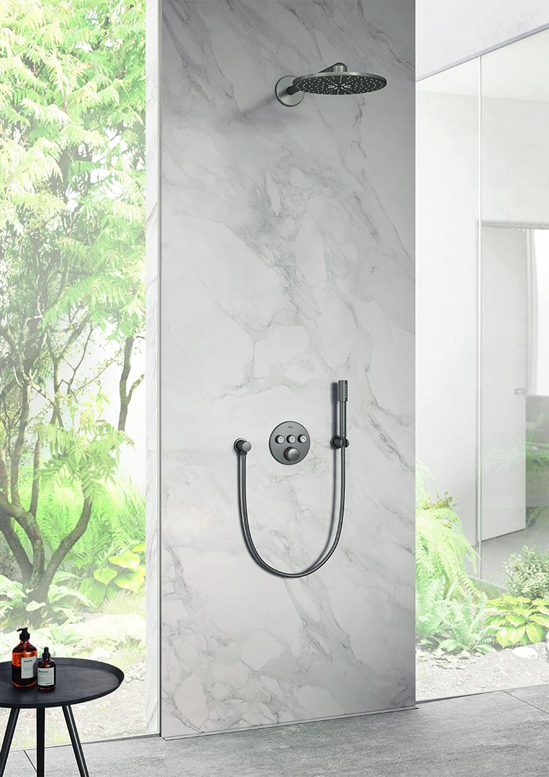 grohe douche badkamer smart control goede doel