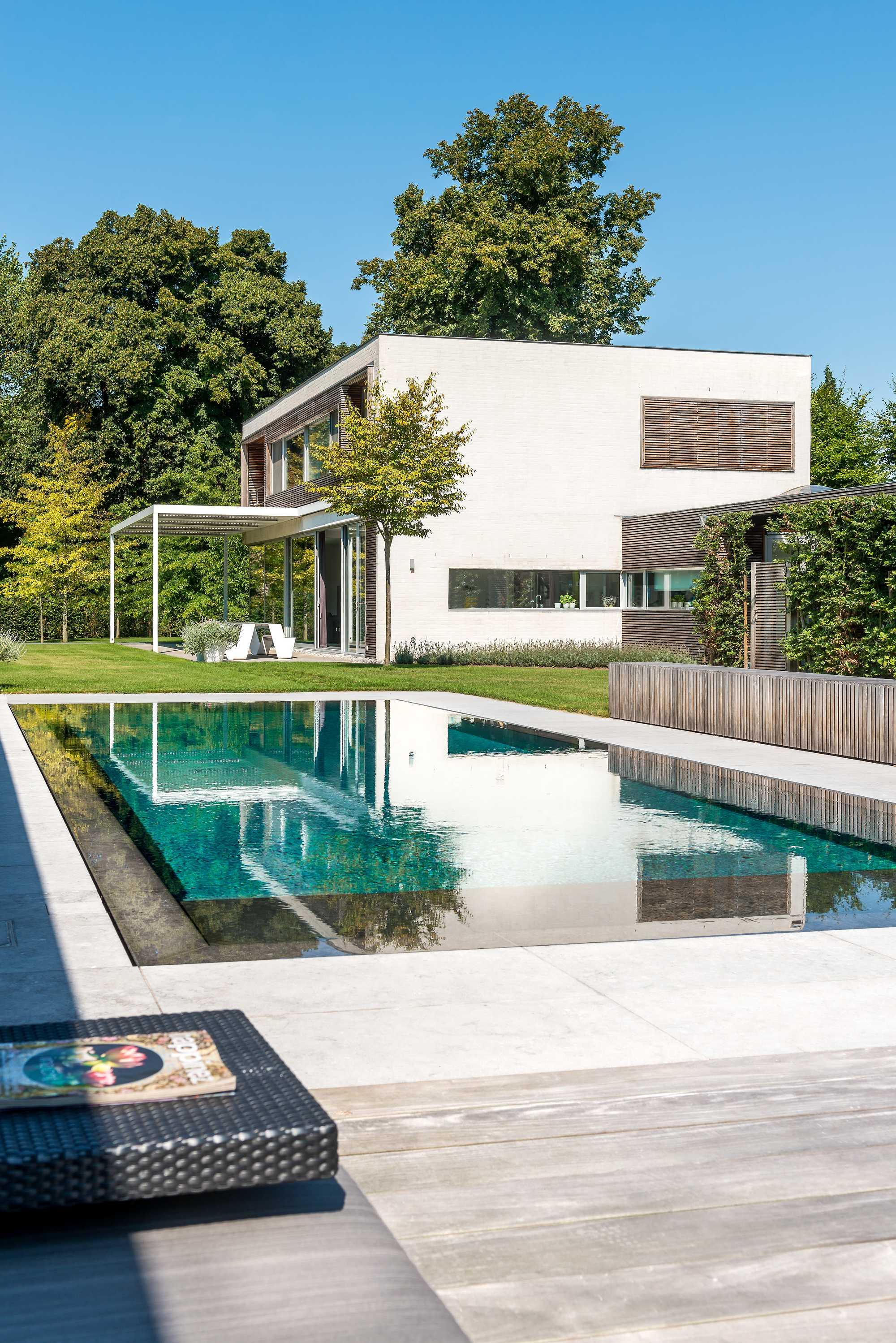 bouwkundig zwembad voordelen