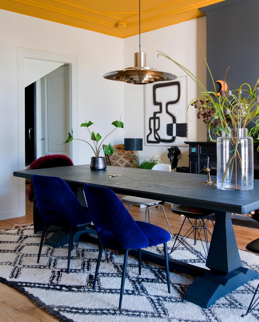 vtwonen binnenkijken special 2019 | eetkamer appartement