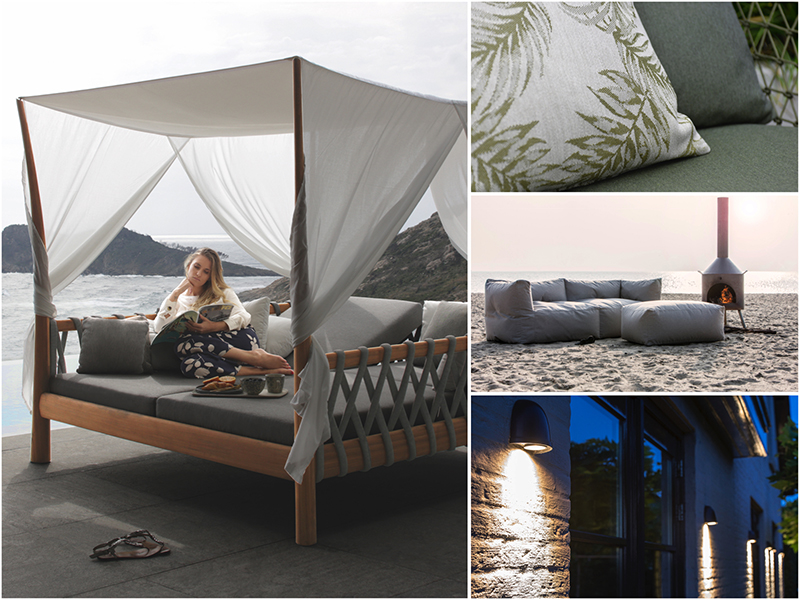 outdoor collage comfy