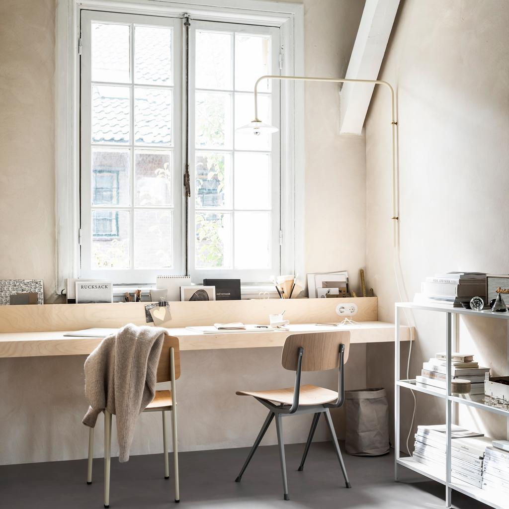 vtwonen diy | fotografie Sjoerd Eickmans | styling Kim van Rossenberg | werkplek voor twee