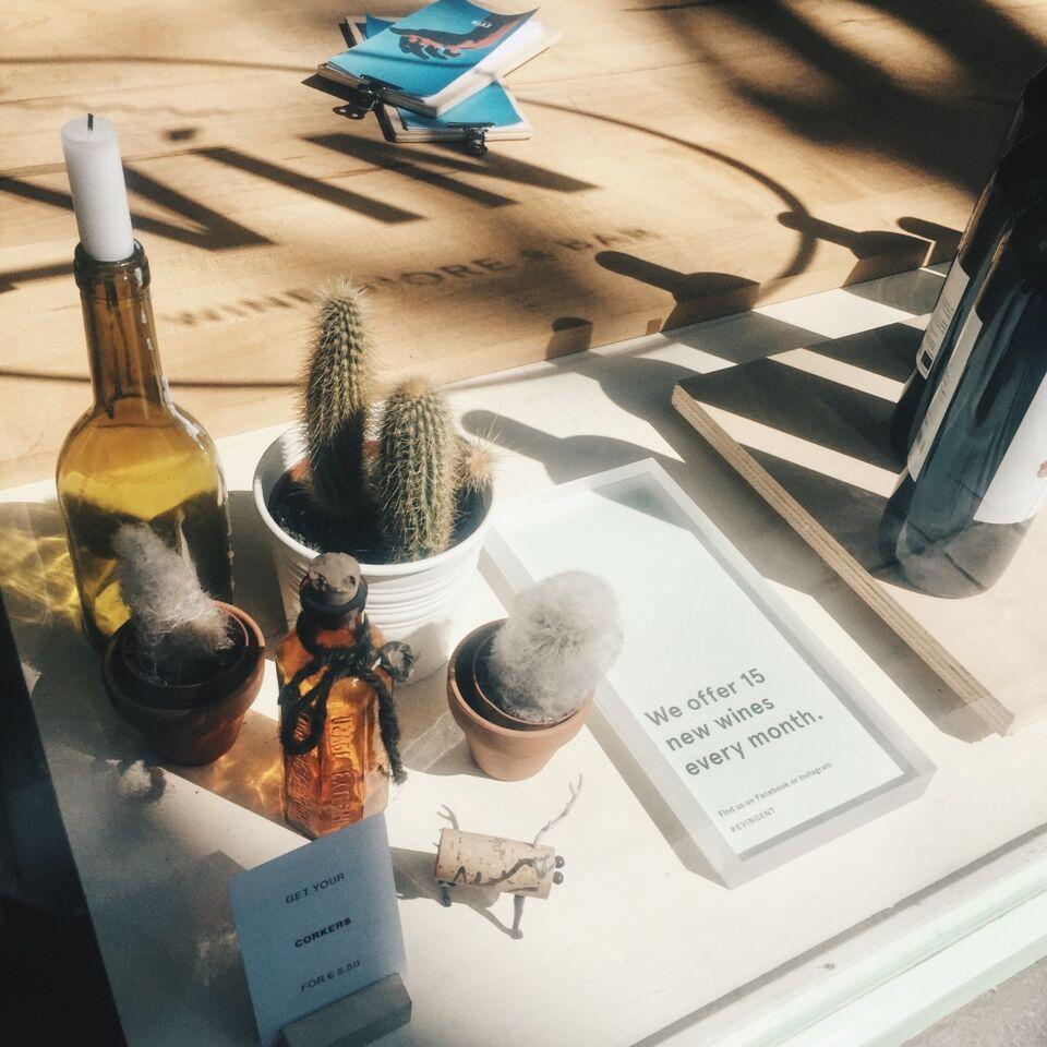 EVIN wine bar hotspot 3