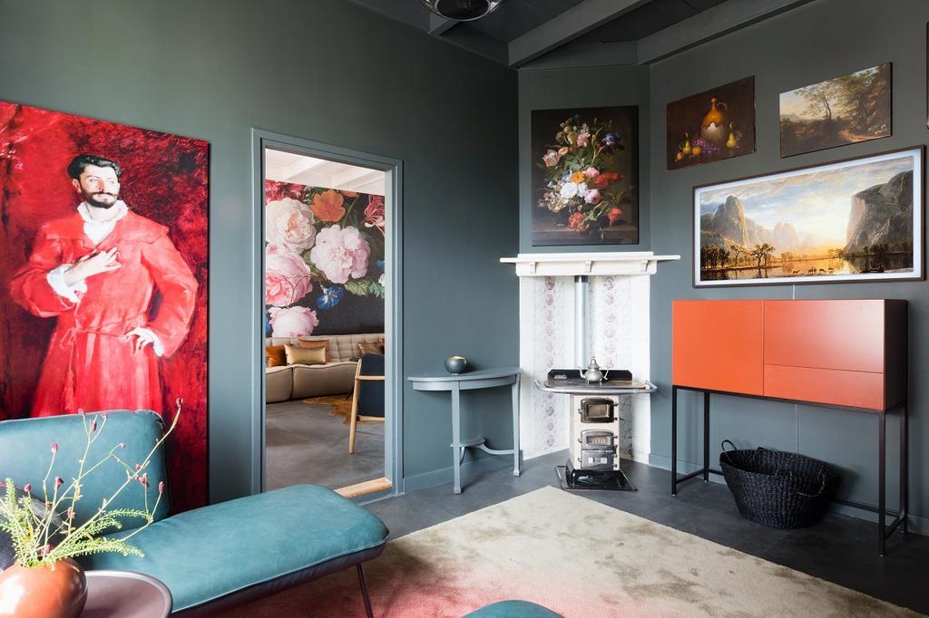 romantisch interieur | The Frame Noordeloos - doorkijkje
