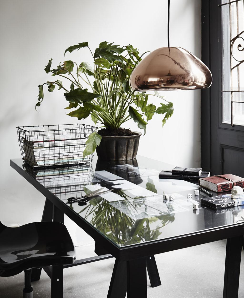bureau tafel