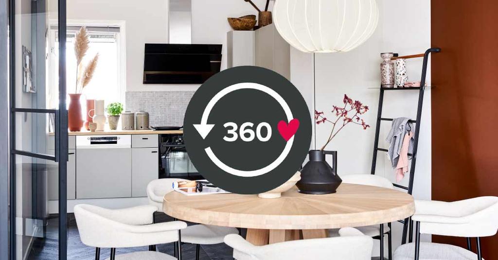 Bekijk deze keuken in Zoetermeer in 360 graden