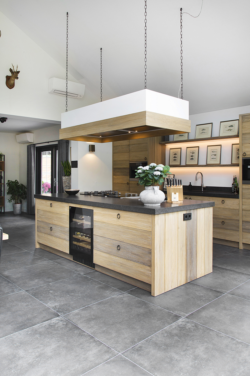 a way of living landelijke keuken tinello