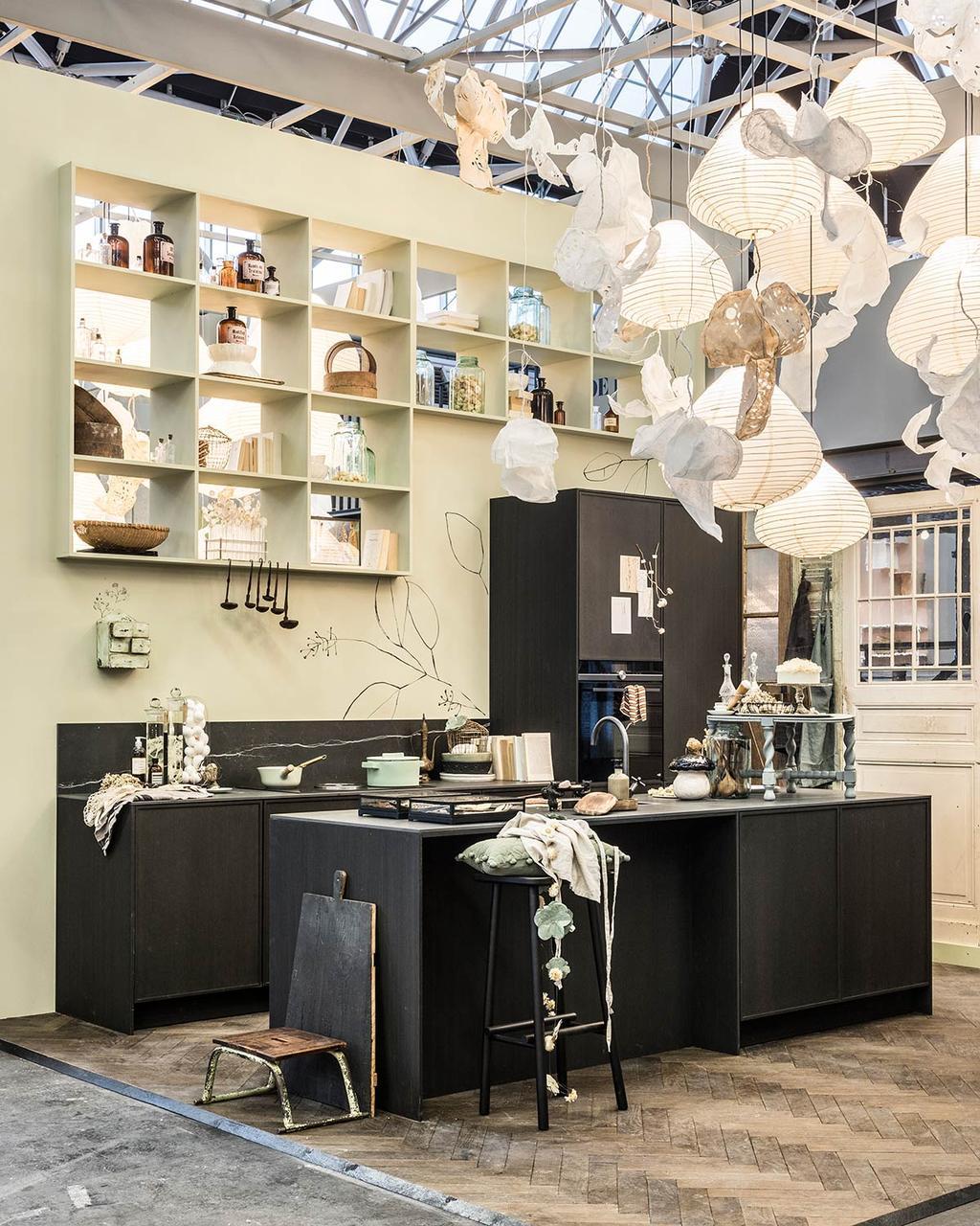 vtwonen huis 2018: keuken