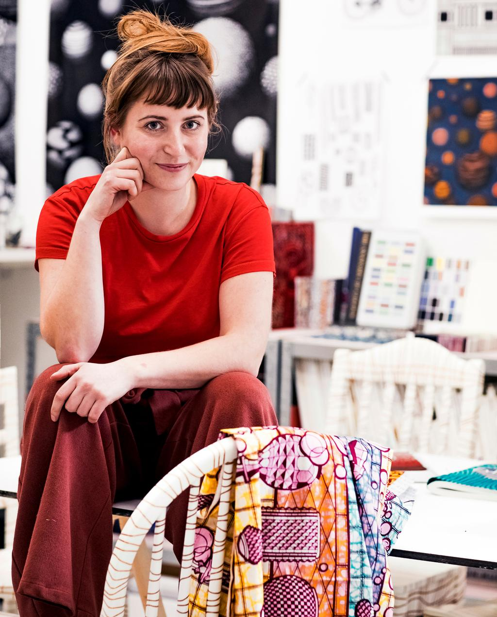 vtwonen 6-2019 | Ambacht Simone atelier | Ontdek het ambacht: recycle textiel