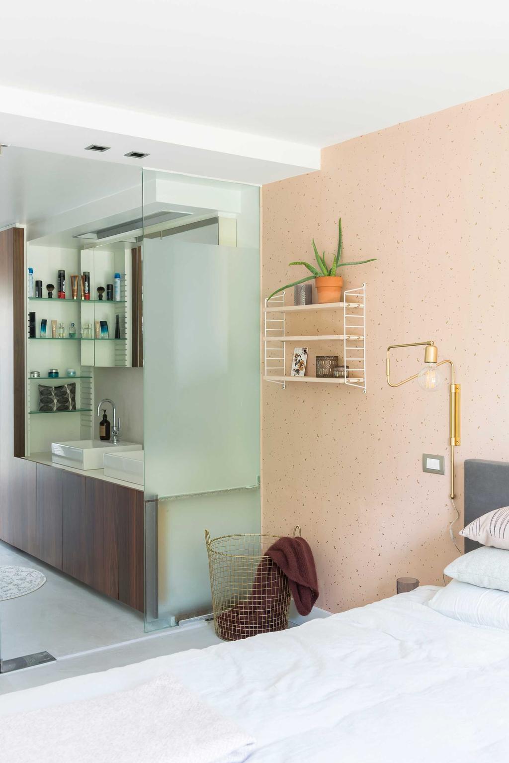villa lommel badkamer