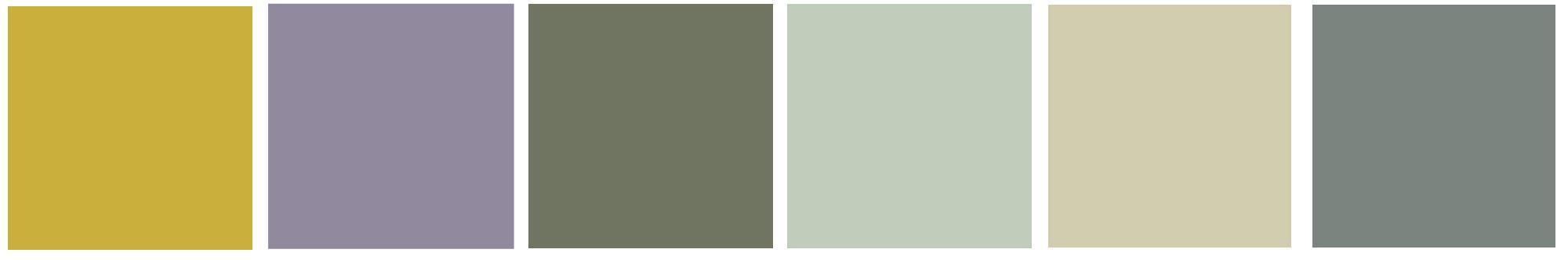natuurlijke kleuren