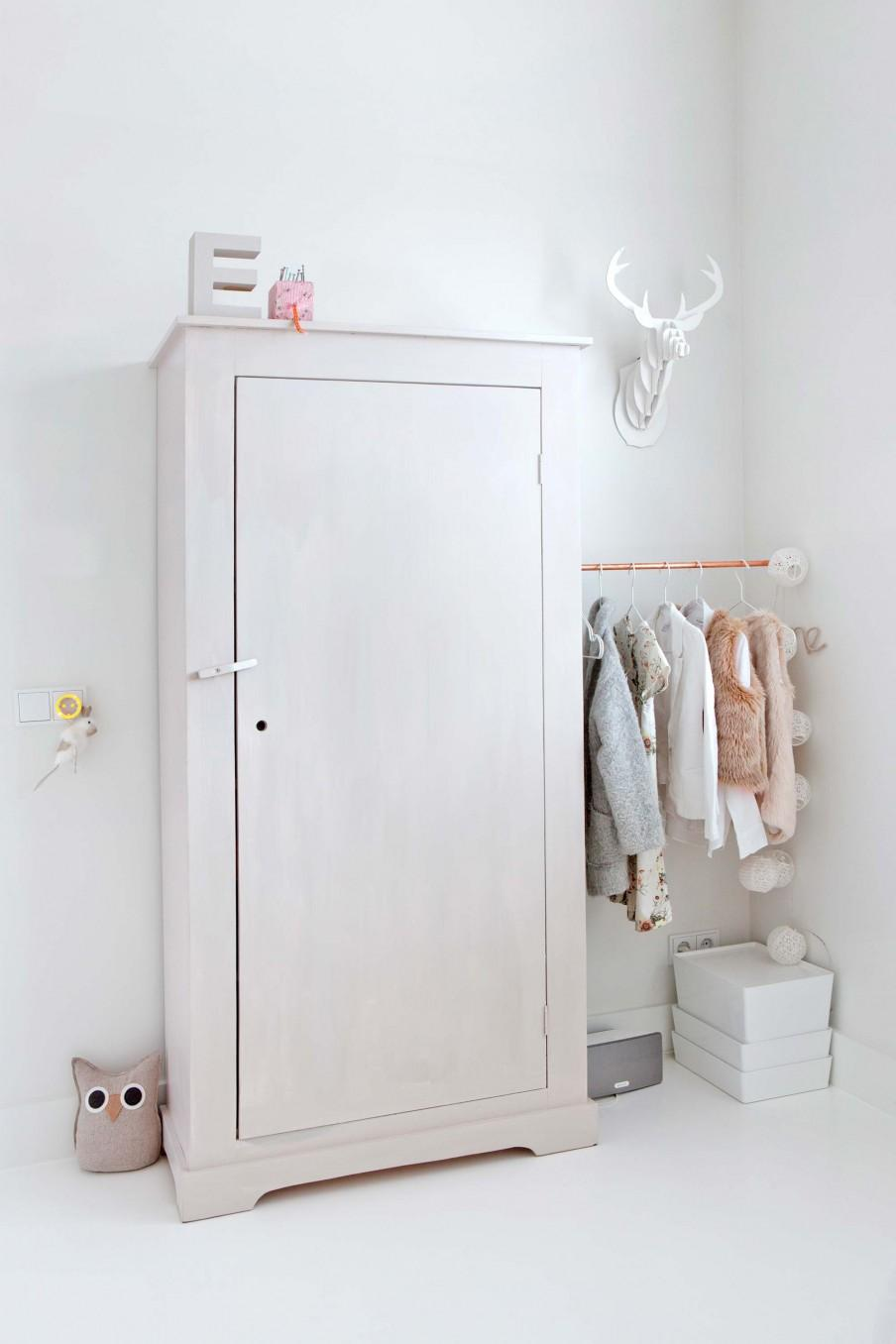 penderie chambre fille