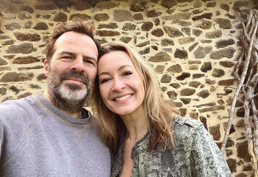 Cynthia Abma en haar man Tom / Frans Avontuur / Ariadne at Home