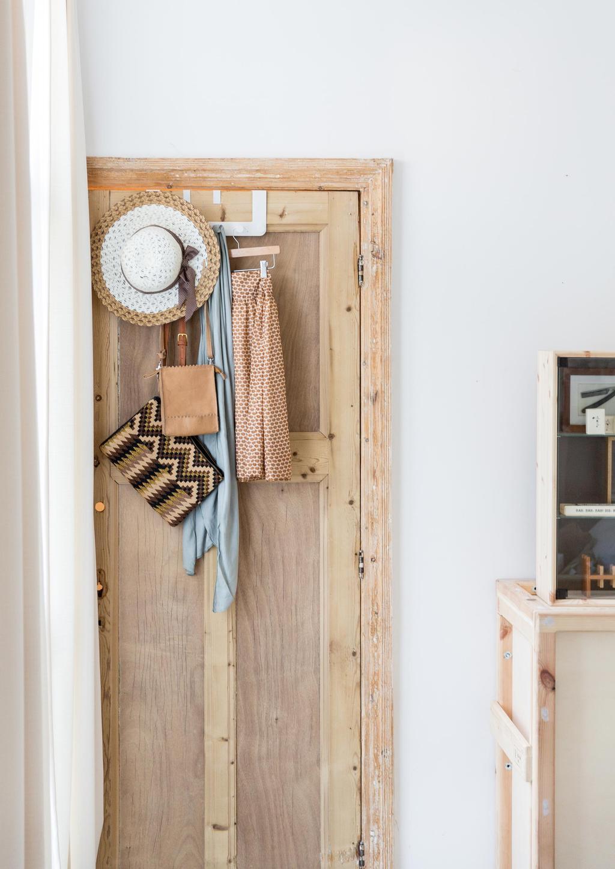 deur hout