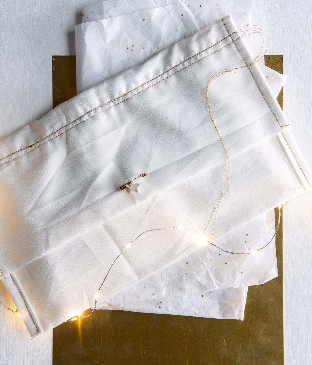 Cadeau tasje | makkelijke kerstdecoraties | DIY | vtwonen 12-2020