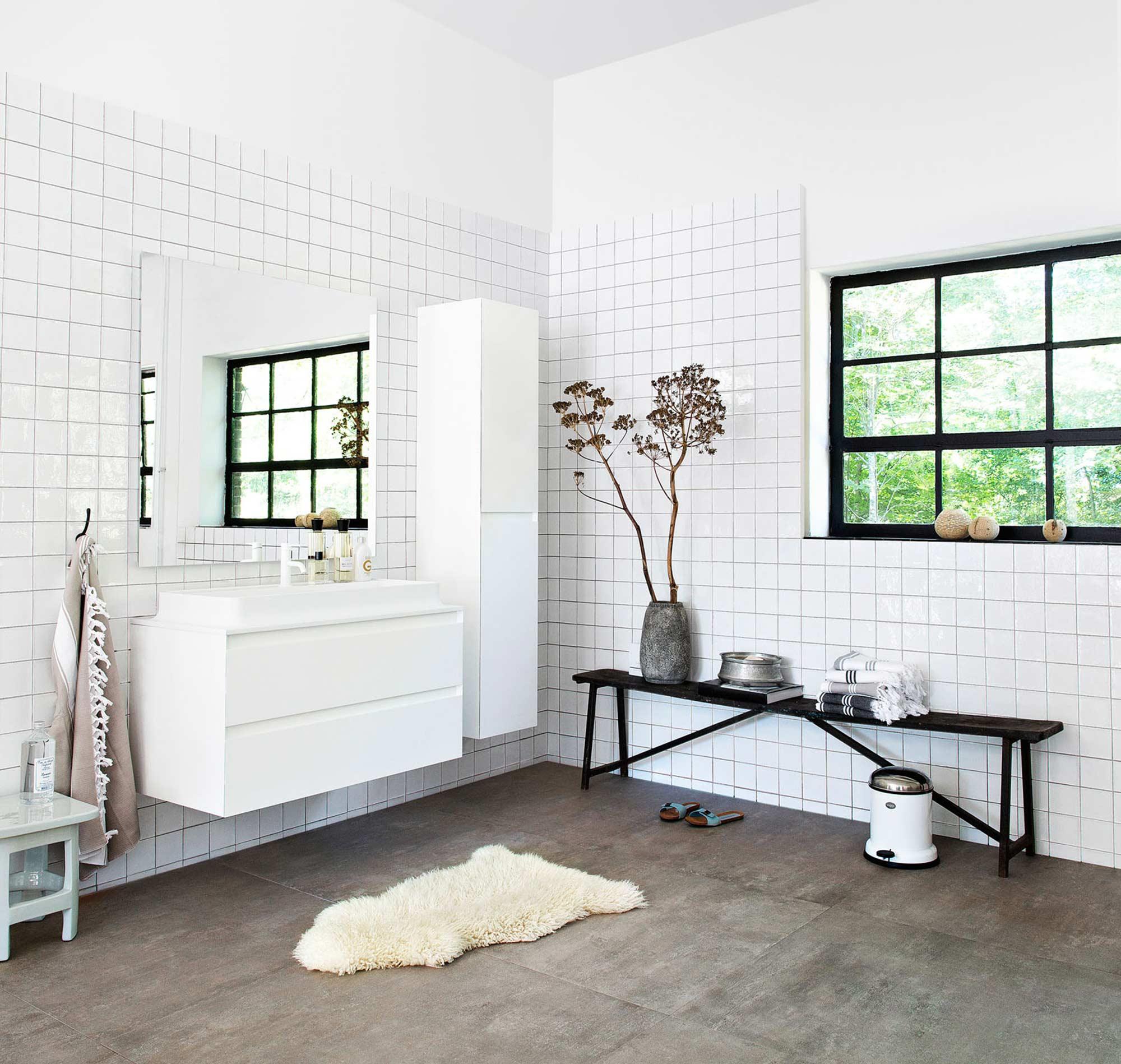 badkamer verbouwen stijlen