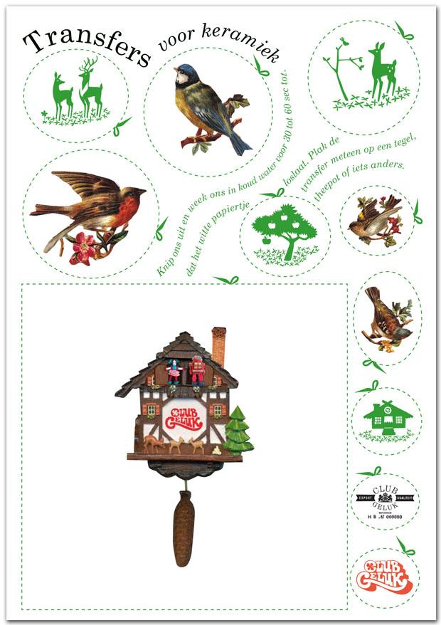 stickers op keramiek