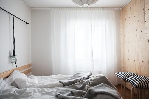 hotelkamer bed